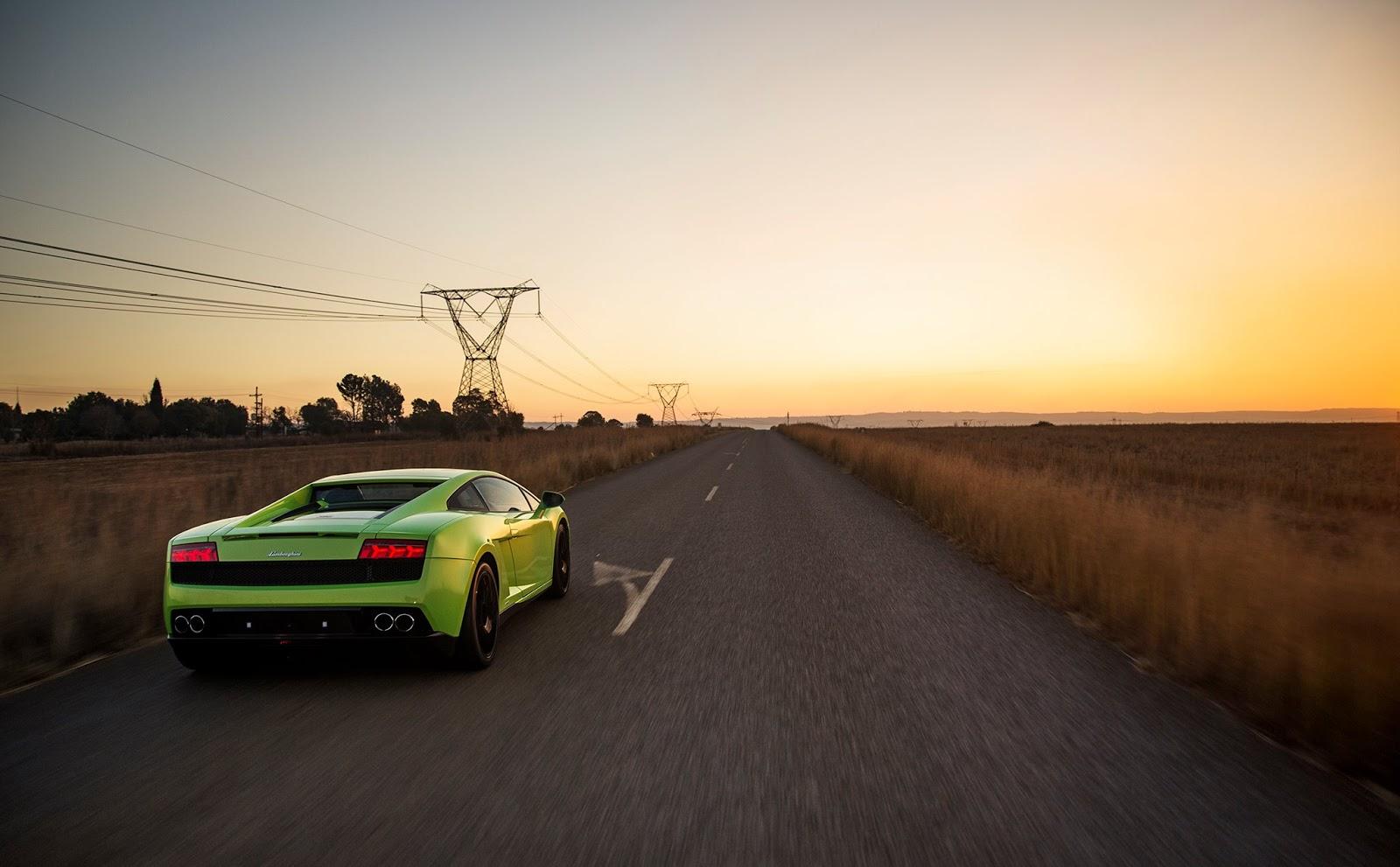 Lamborghini LP550