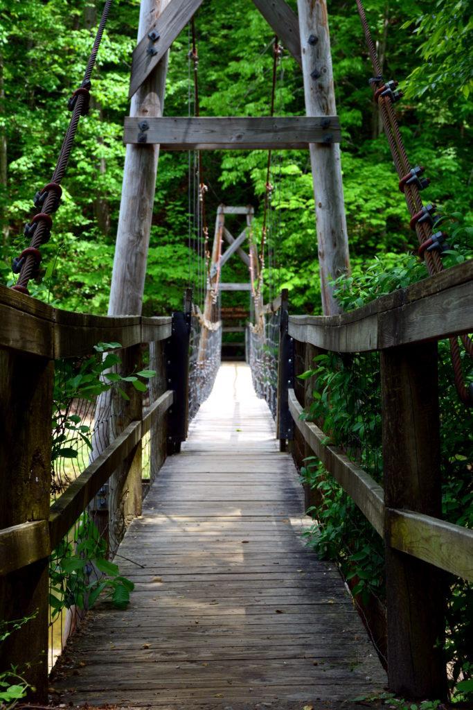 Red Bridge Natural River Gorge