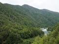 Blick auf den Buller Gorge