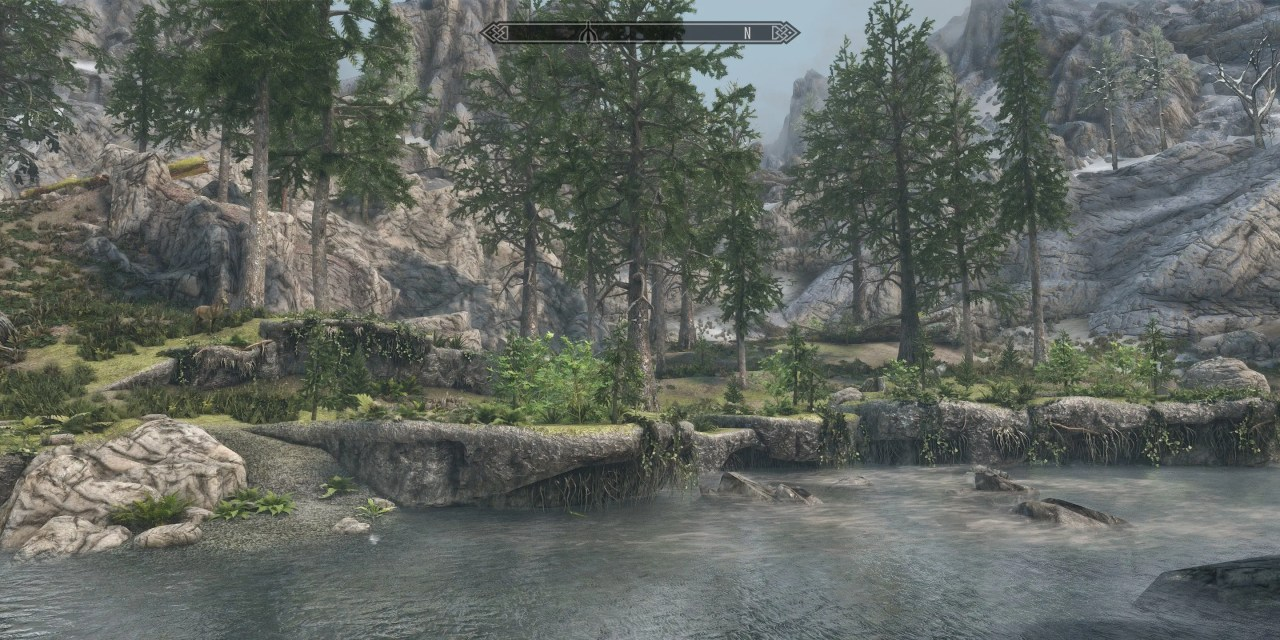Five Game Challenge Day 2: Modding Skyrim