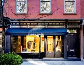 2e boutique winkel tomas maier new york