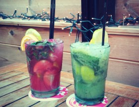 Cocktails in Leuven