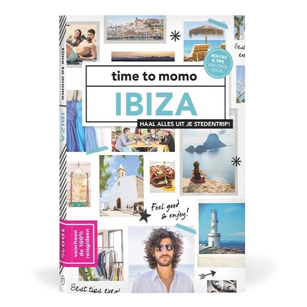 Reisgids Ibiza - time to momo