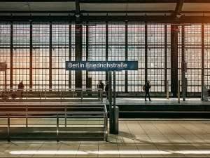 Trein Naar Berlijn