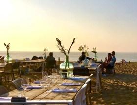 Eten aan Zee in Den Haag en op Scheveningen