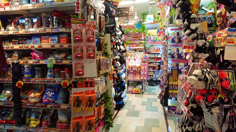 Tokyo, Shoppen voor souvenirs