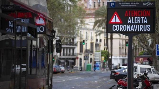 Sevilla coronavirus