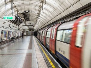 metro Londen