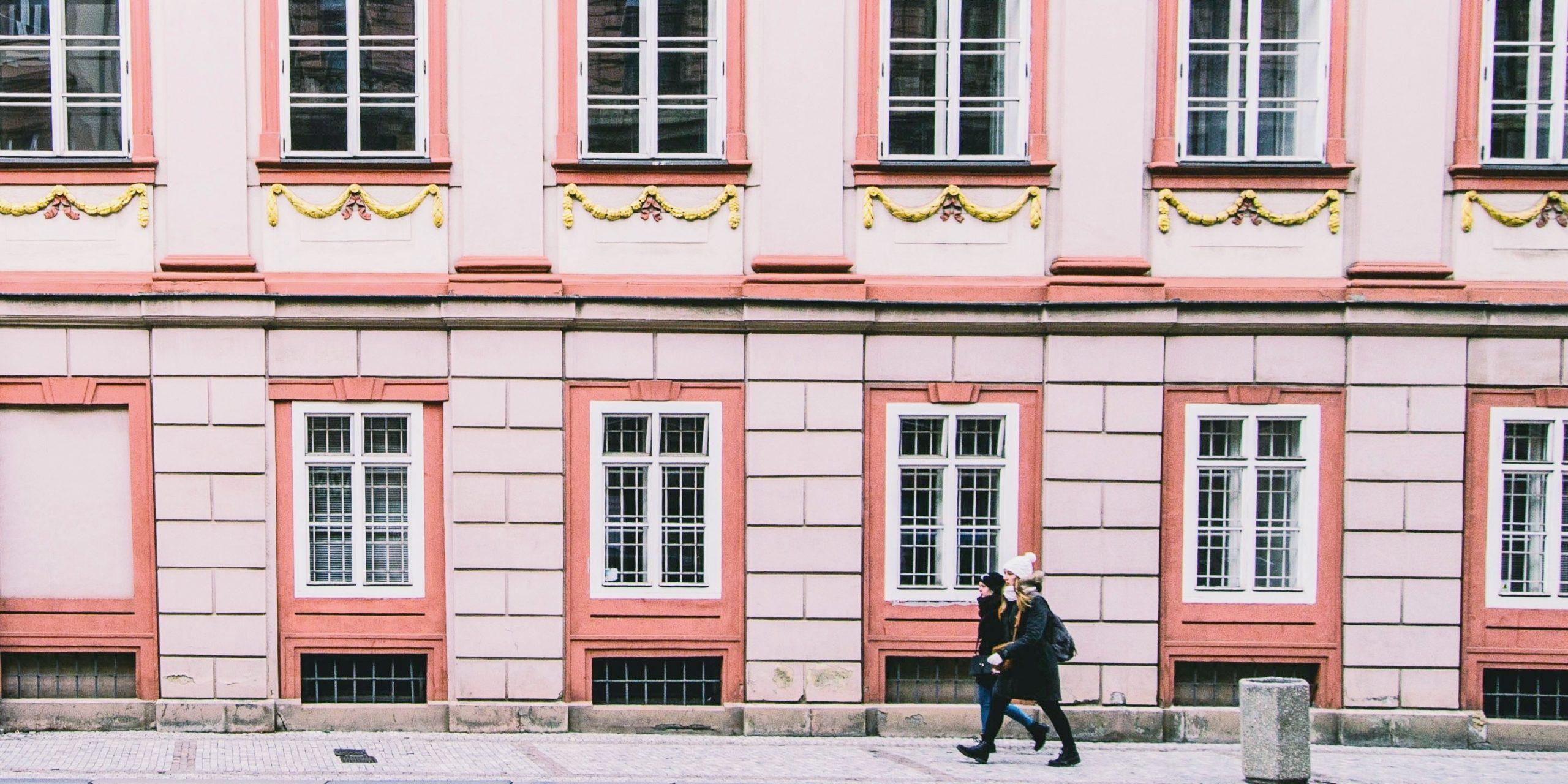 Praag Herfst in Praag 2021