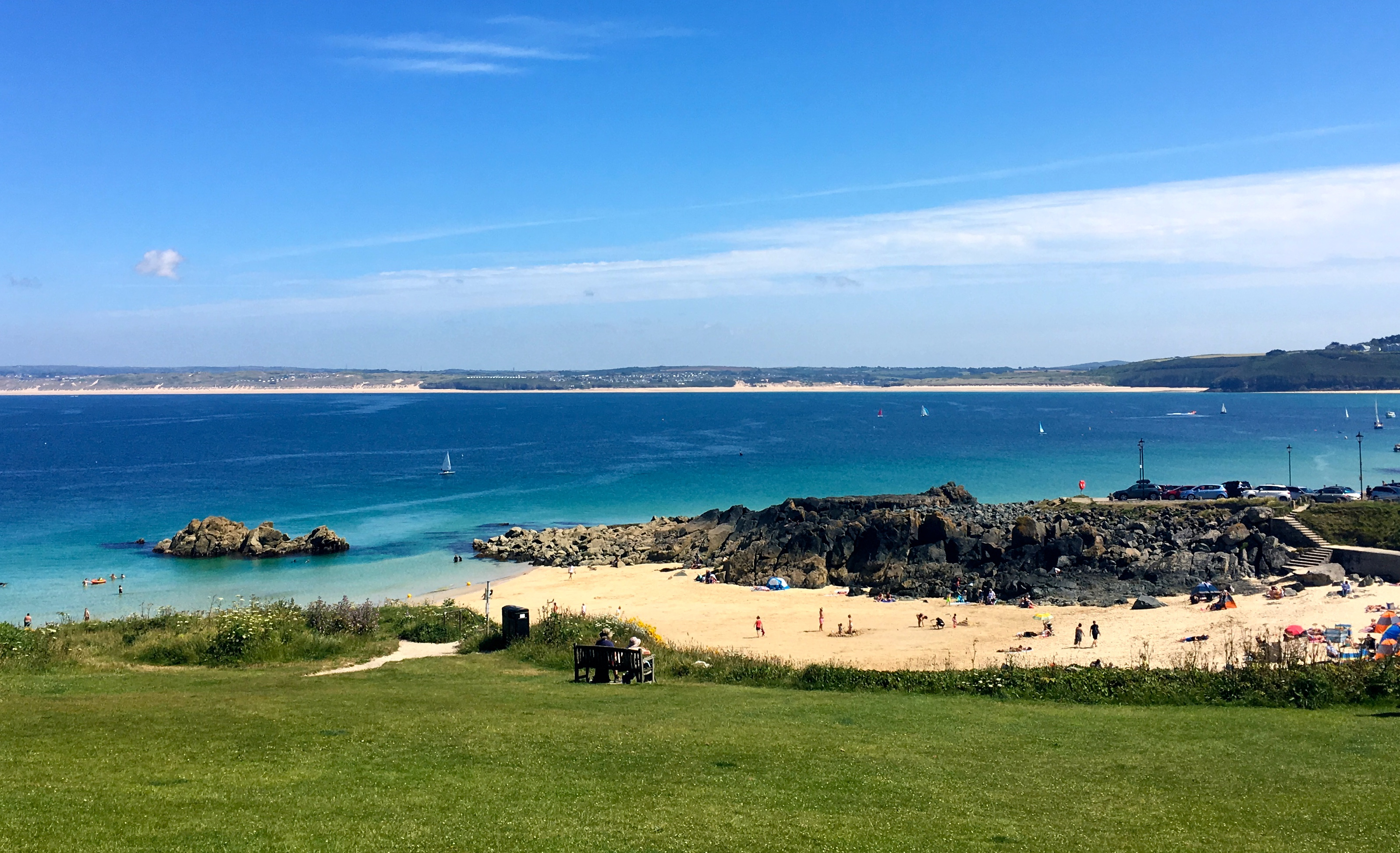A trip to St Ives in Cornwall