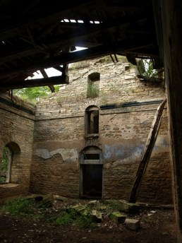 Mõnnuste kiriku varemed