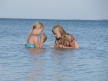 Meri nagu suur vann, istu ja mõnule :-)