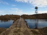 Kasari suurvesi, Kloostri vaatlustorni juures 20.04.2011