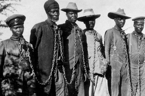 AK Partili isimden Almanya'nın Namibya katliamı için 'soykırım' teklifi -  Timeturk Haber