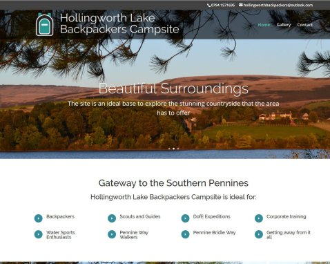 Hollingworth Lake Backpackers Campsite