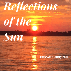 #inspiration, reflections,lake, sunset
