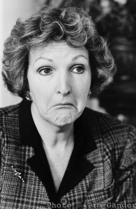 portrait photo actress penelope keith