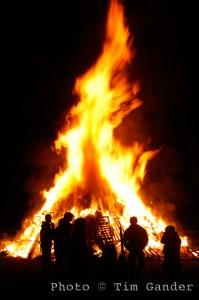 fireworks night bonfire