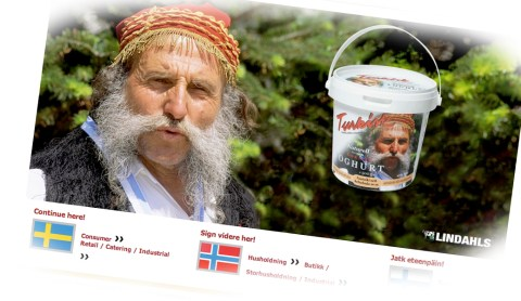 Lindahls home page photo