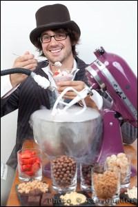 Charlie Francis, Bristol ice cream maker