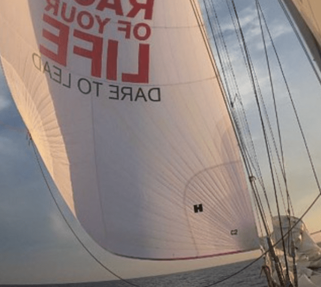 Dare to Lead Clipper Round the World 2019-20
