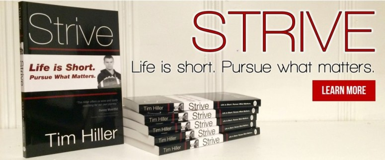 Strive Blog Footer