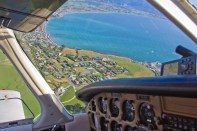 Kaikoura from plane