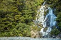 Roaring Billy Falls Creek
