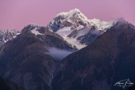 Lookout sur le Mount Cook