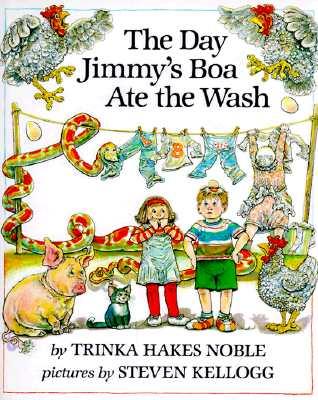 Jimmy's Boa