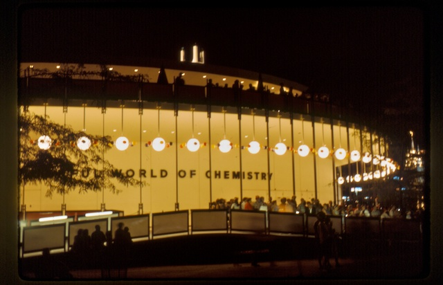 World of Chemistry exterior