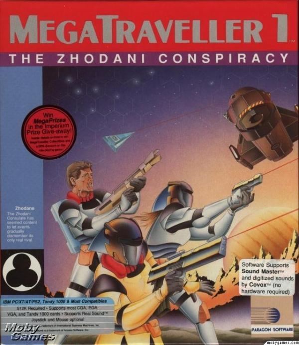 Megatraveller