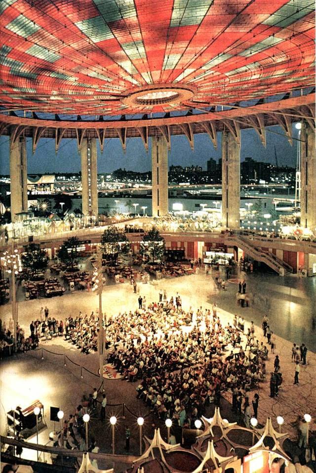 WF Pavilion Then