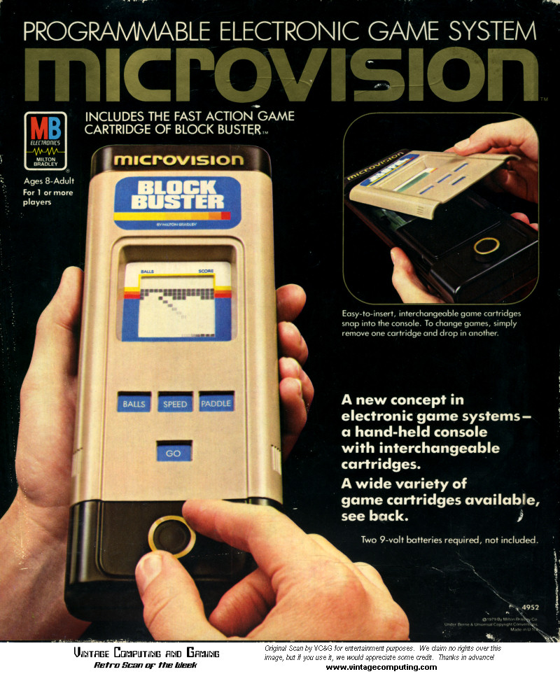Microvision box