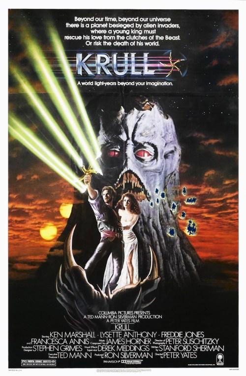 Krull Poster