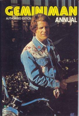 Gemini Man Annual (front)