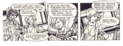Gemini Man Comic