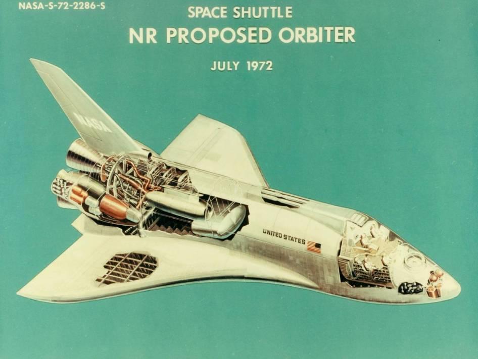 Shuttle Concept Art