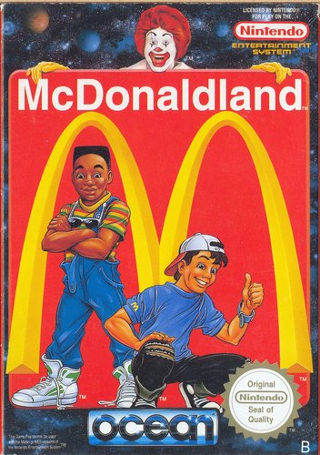 McDonaldland Game