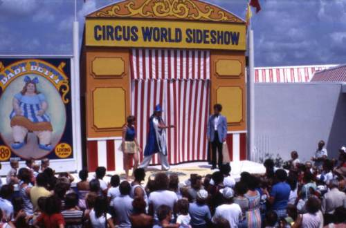 Circus World Sideshow