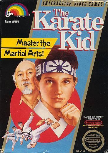 Karate Kid Cover