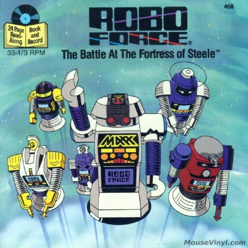 Robo Force Audiobook