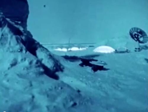 Antarctic Base