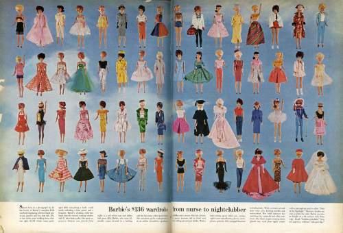 Barbie 1963
