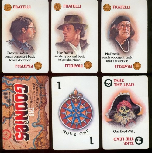 Fratelli Cards