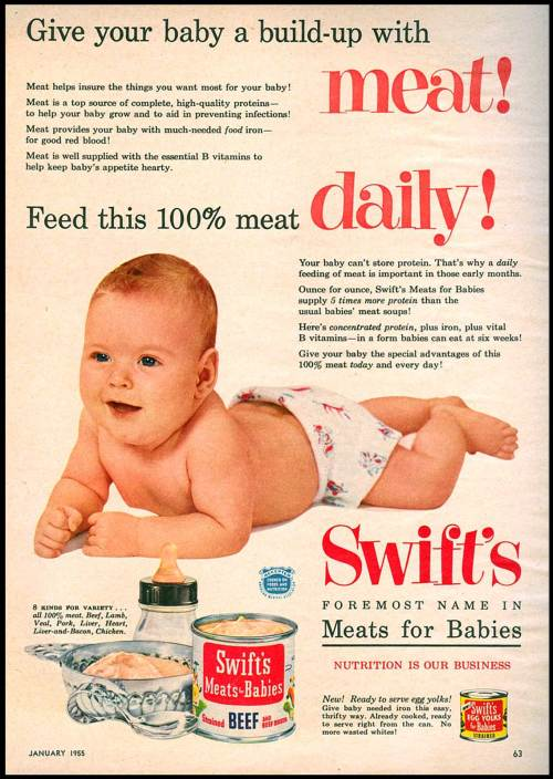 Meat for Babies