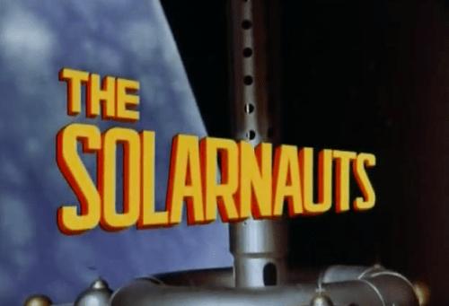 Solarnauts Title