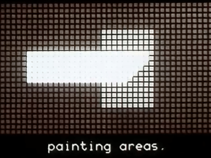 Painting Areas