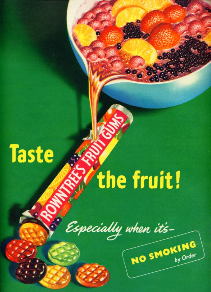 Rowntree's Ad