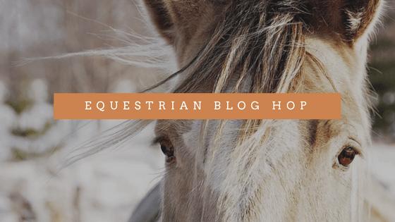 Equestrian Blog Hop